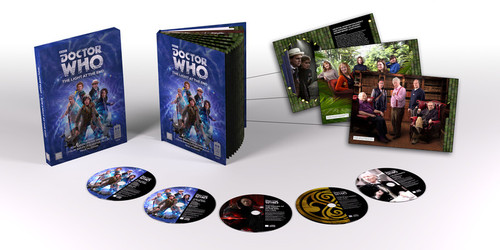 The Light at the End - Big Finish 50th Anniversary Special (Limited Collector's Edition)