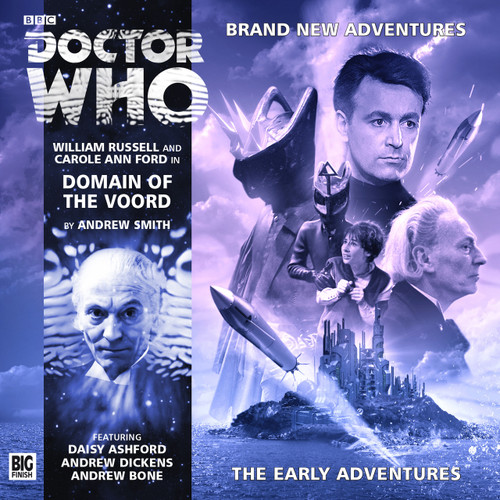 The Early Adventures #1.1 - Domain of the Voord - Big Finish Audio CD