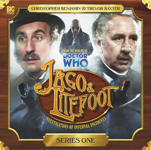 Jago and Litefoot Series One CD Boxset from Big Finish