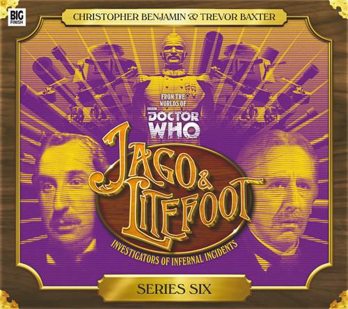 Jago and Litefoot Series Six CD Boxset from Big Finish