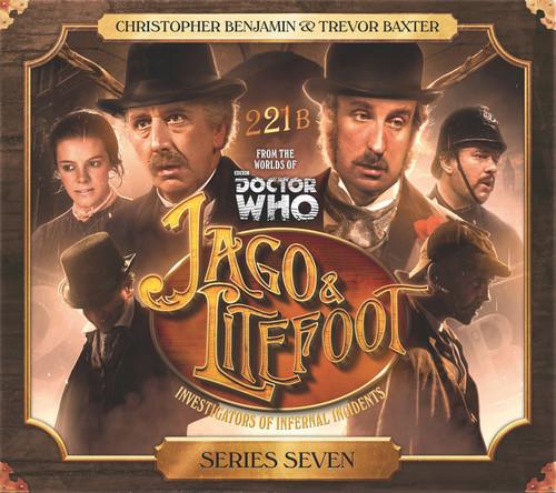 Jago and Litefoot Series Seven CD Boxset from Big Finish