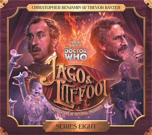 Jago and Litefoot Series Eight CD Boxset from Big Finish