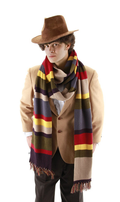 "4th Doctor 12"" Scarf"