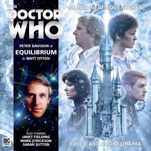 Equilibrium Audio CD Big Finish #196