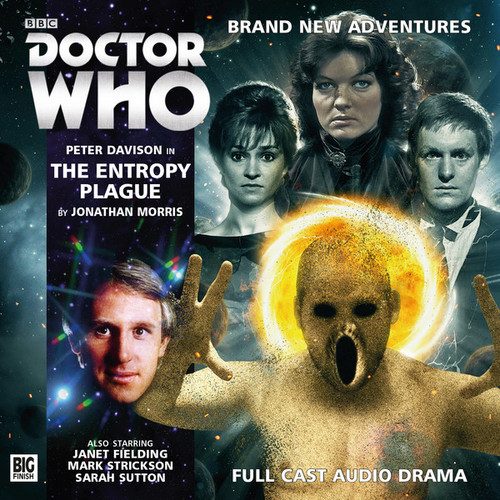 The Entropy Plague Audio CD - Big Finish #197