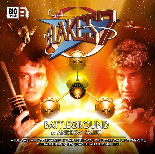 Big Finish Blake's 7: Battleground Audio CD #1.2
