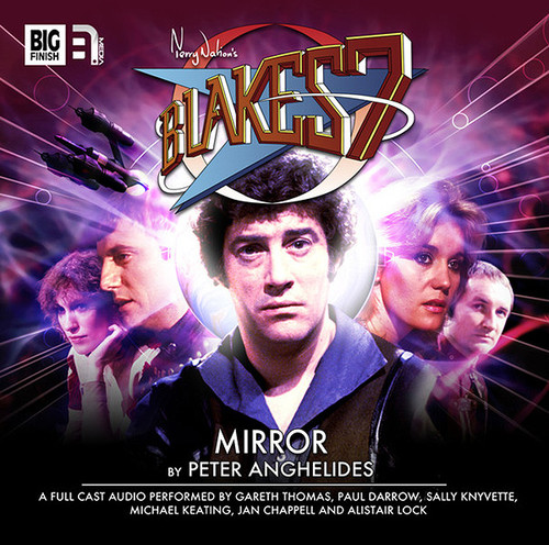 Big Finish Blake's 7: Mirror Audio CD #1.4