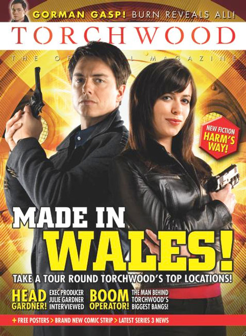 Torchwood Official Magazine Issue #8