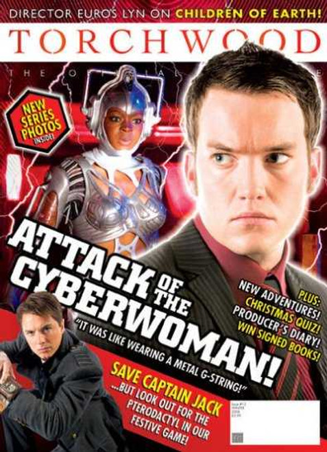 Torchwood Official Magazine Issue #12