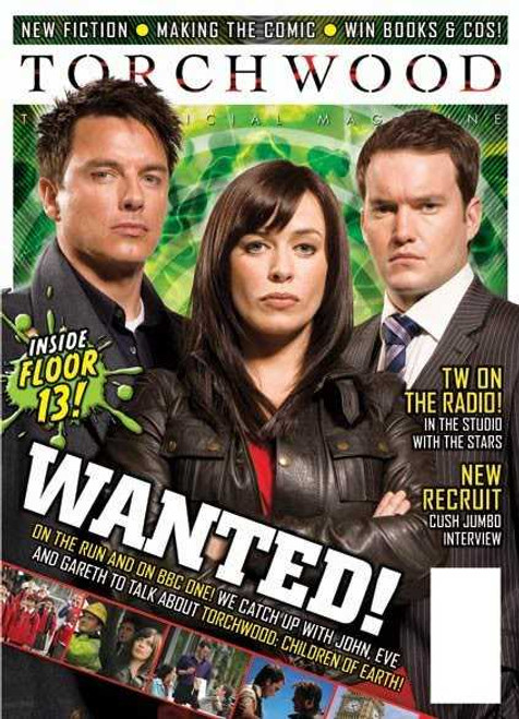 Torchwood Official Magazine Issue #16