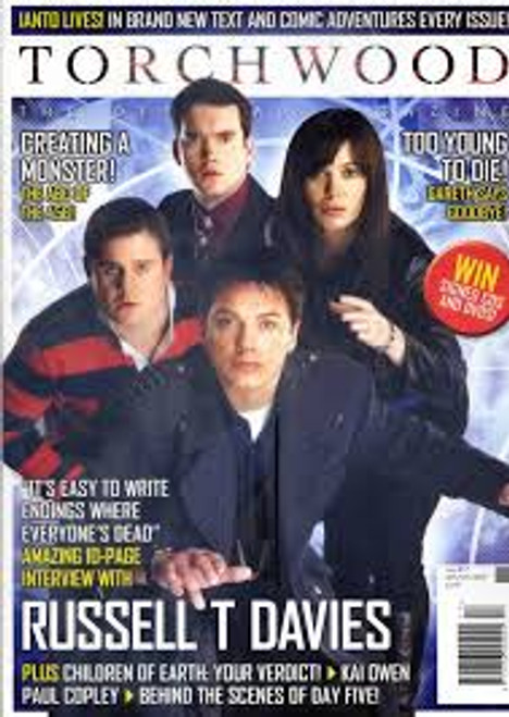 Torchwood Official Magazine Issue #17