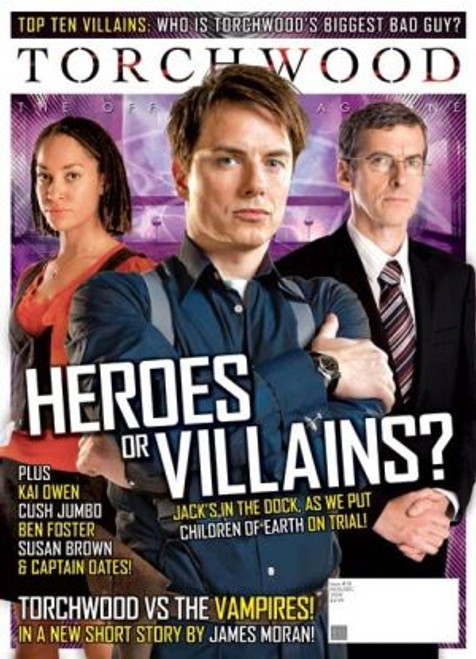 Torchwood Official Magazine Issue #18