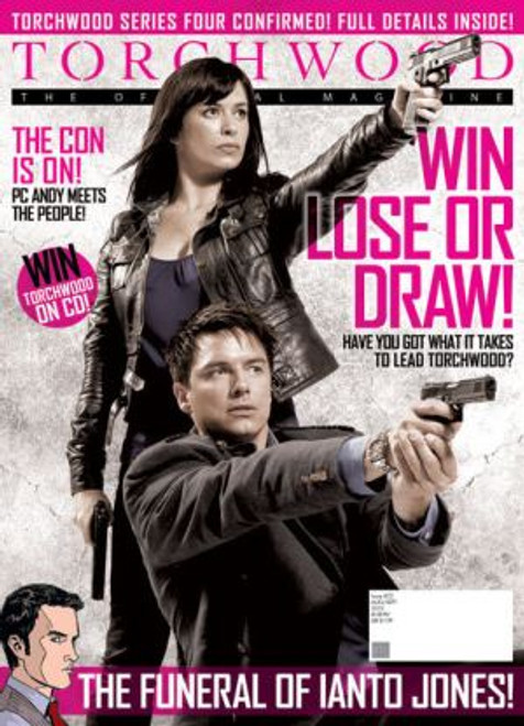 Torchwood Official Magazine Issue #22