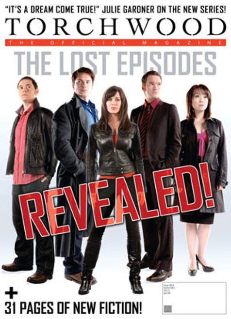 Torchwood Official Magazine Issue #24