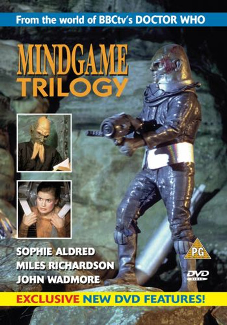 Mindgame Trilogy - Reeltime Productions DVD