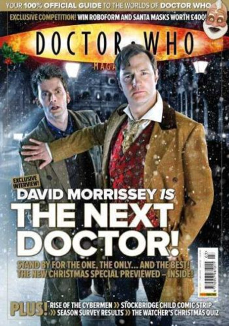 Doctor Who Magazine #403