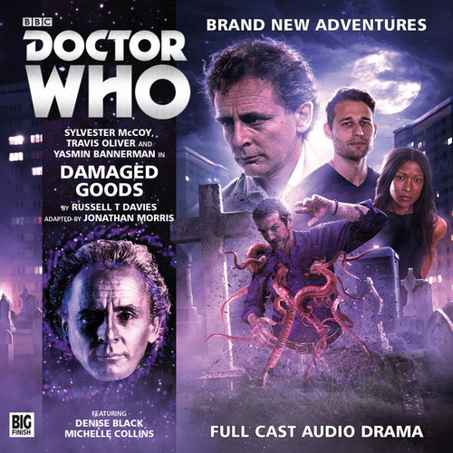 Big Finish Novel Adaptation: Damaged Goods - #6