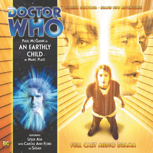 VIII AN EARTHLY CHILD- Subscriber Big Finish Special Audio CD