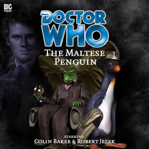 THE MALTESE PENGUIN - Big Finish Audio CD #33 1/2