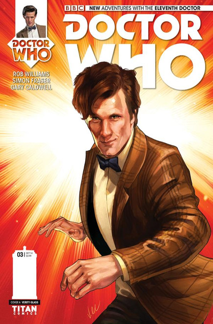 11th Doctor Titan Comics: Series 1 #3