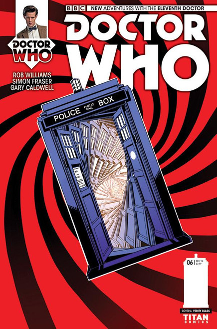 11th Doctor Titan Comics: Series 1 #6