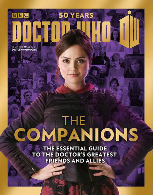 The Essential Doctor Who: The Companions