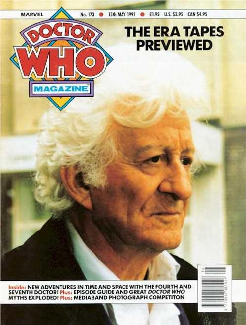 Doctor Who Magazine #173