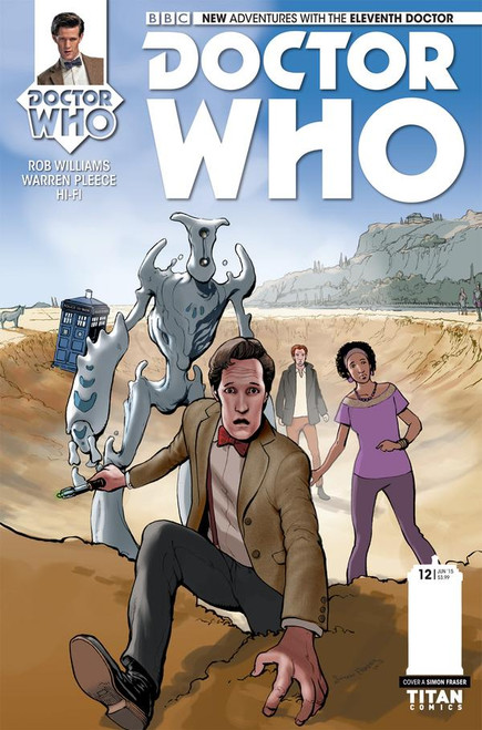 11th Doctor Titan Comics: Series 1 #12