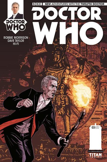 12th Doctor Titan Comics: Series 1 #3
