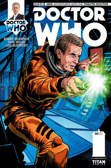 12th Doctor Titan Comics: Series 1 #4