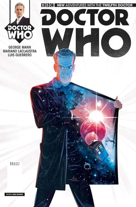 12th Doctor Titan Comics: Series 1 #11