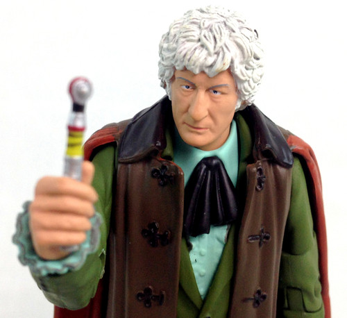 Action Figure - 3rd DOCTOR - Unpackaged