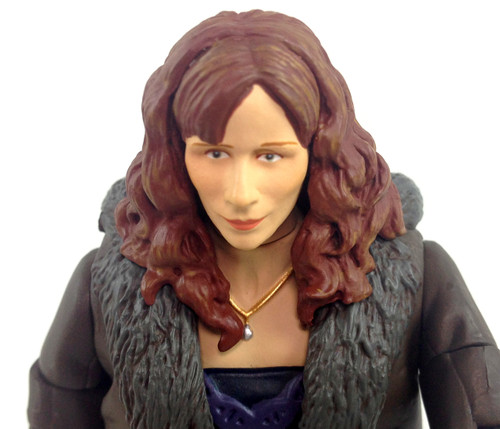 Action Figure - DONNA NOBLE (Catherine Tate) Companion - Unpackaged