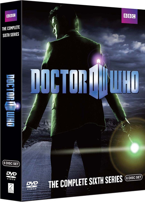 Complete Series 6 DVD Boxed Set - Starring Matt Smith as the Doctor