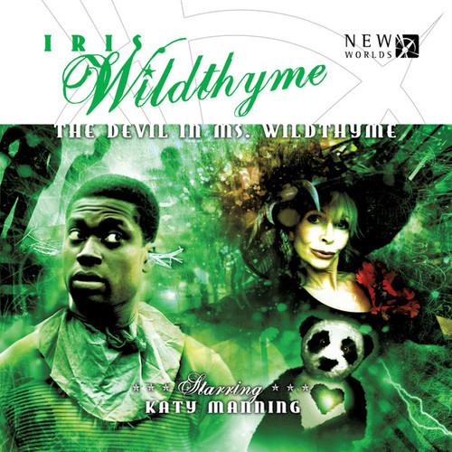 Iris Wildthyme: The Devil in MS Wildthyme 1.2 - Big Finish Audio CD