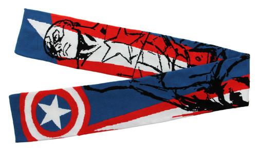 Captain America Scarf