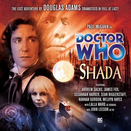 II SHADA - Subscriber Special Big Finish Audio CD