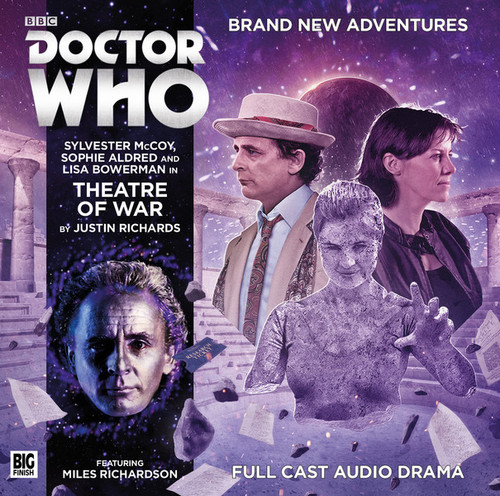 Big Finish Novel Adaptation: Theatre of War Part 1 - #7
