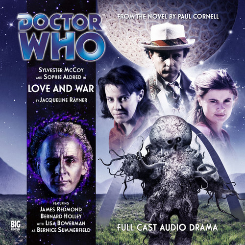 Big Finish Novel Adaptation: Love and War - #1