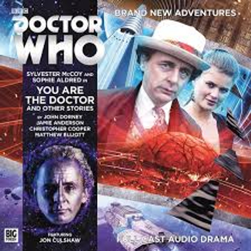 You are the Doctor Audio CD - Big Finish #207