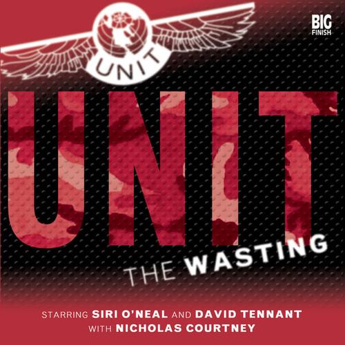 Copy of UNIT: The Wasting 1.4 - Big Finish Audio CD