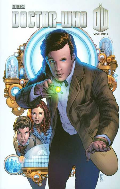 "Series 3, Vol. 1 ""The Hypothetical Gentleman"" IDW Graphic Novel"
