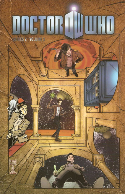 "Series 2, Vol. 3 ""It Came From Outer Space"" IDW Graphic Novel"