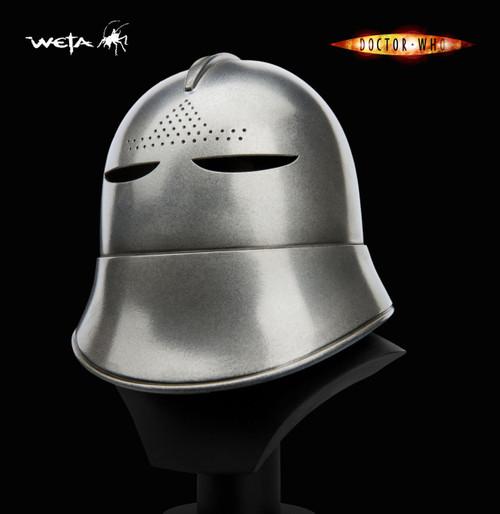 Sontaran Officer Helmet by WETA - Limited Edition of 500