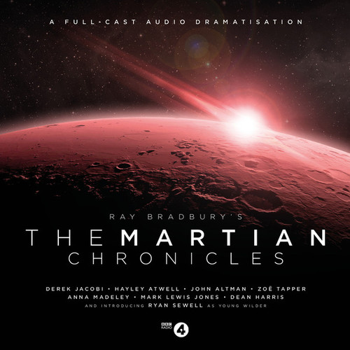 The Martian Chronicles - Big Finish Audio CD