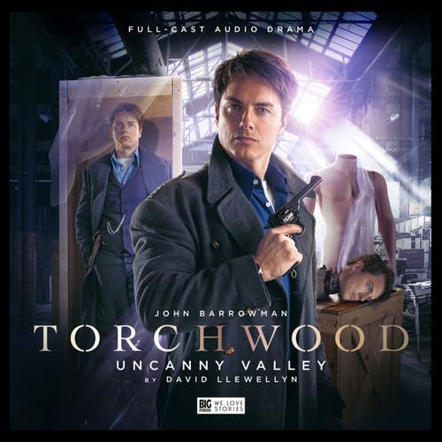 Torchwood: Uncanny Valley 1.5 - Big Finish Audio CD