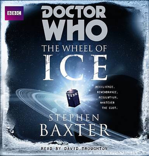 The Wheel of Ice - BBC Audiobook (8 CDs) read by David Troughton