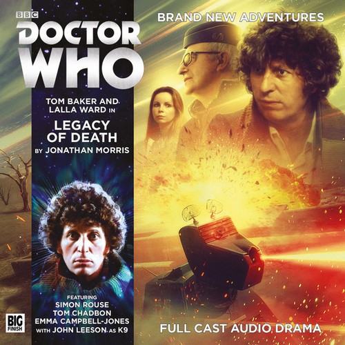 4th Doctor Stories: #5.4 Legacy of Death