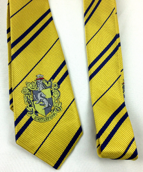 Harry Potter - Hufflepuff House Tie