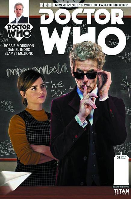 12th Doctor Titan Comics: Series 2 #3